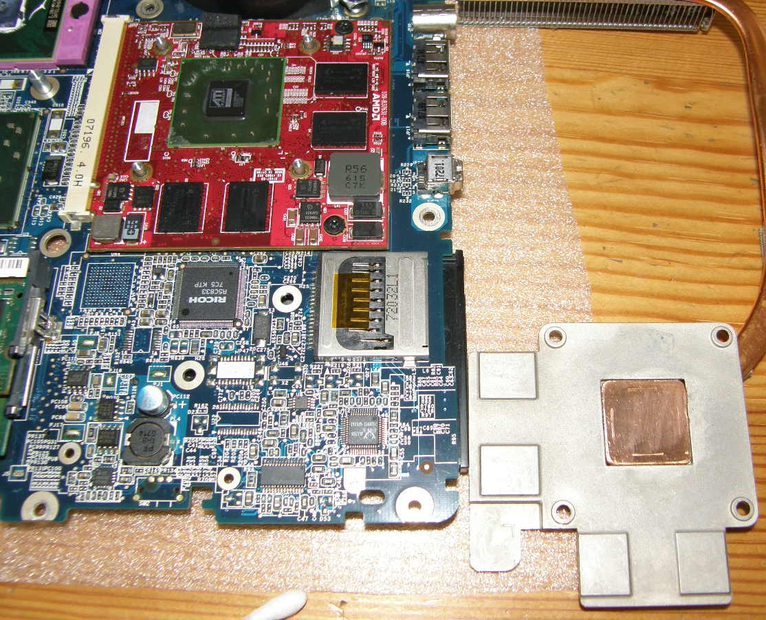 how to tell if your thermal paste needs changing